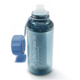 LifeStraw Play Botella con filtro de agua Niños, sky